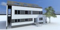 Wohnhauserweiterung in Ober-Hilbersheim